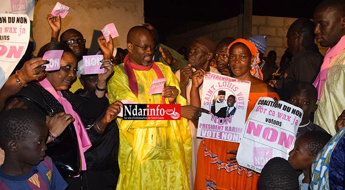Mayoro FAYE charge Me Ousmane N'GOM : Les leaders du NON  « n'ont pas de souci judiciaire »