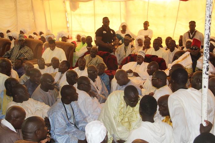 Construction de la mosquée Mazalikoul Jinnan : Les Lébou de Dakar apportent une participation de 7 millions