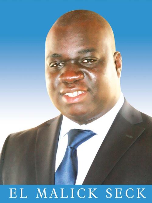 THIÈS : El Malick Seck annonce la défaite de Idrissa Seck dans le département