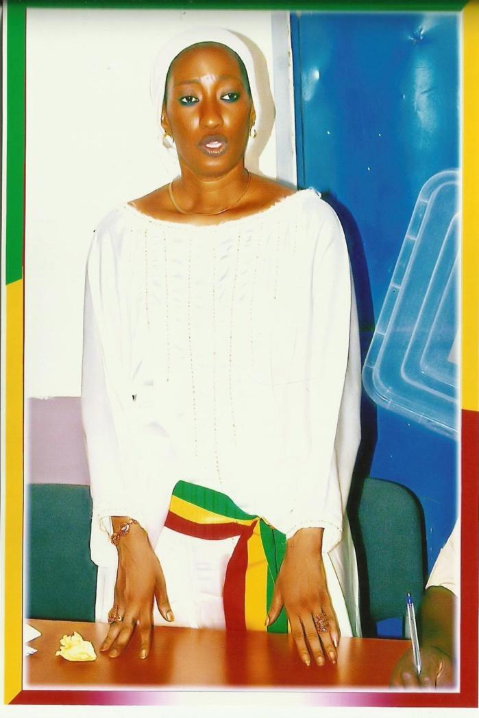 TIVAOUANE : Seynabou Gaye Touré félicite les électeurs et remercie Al Amine