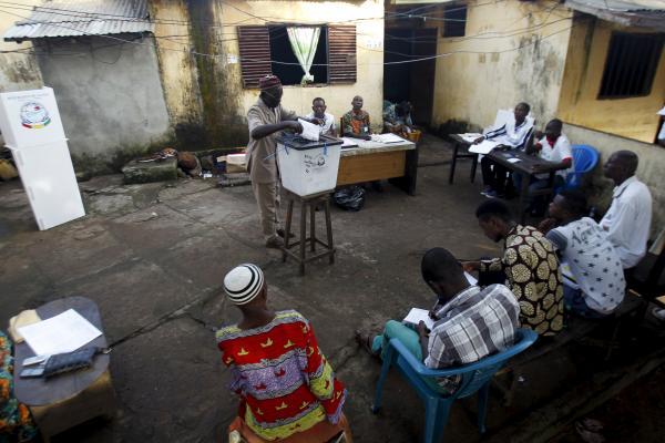 COLOBANE : Le Oui l'emporte avec une différence de 30 voix