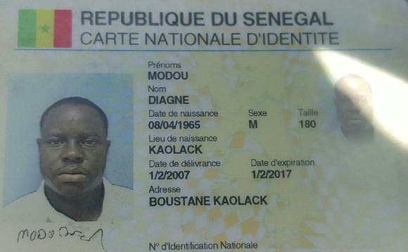 DETROIT/USA : Meutre du chauffeur de taxi Modou Diagne, tué par balles