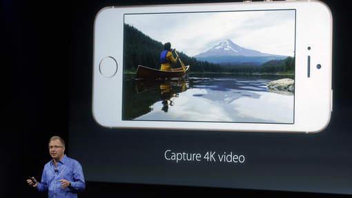Apple présente l'iPhone SE et un iPad Pro plus petit