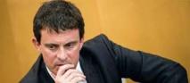 """""""Nous sommes en guerre"""", répète Manuel Valls en réaction aux attaques de Bruxelles"""
