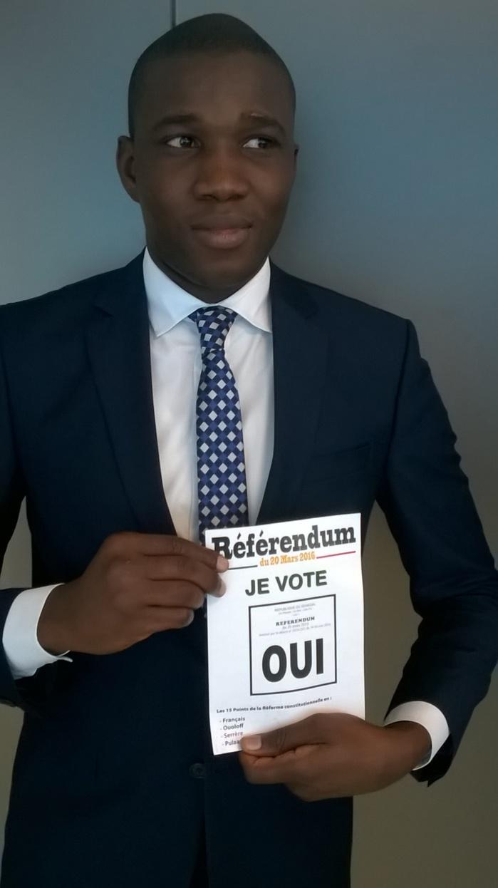 NIORO : Le oui triomphe au Référendum