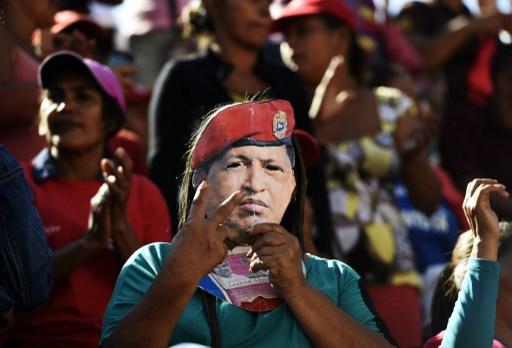 Le défunt président venezuelien Hugo Chavez entrenait des relations heurtées avec la presse privée de son pays. Photo AFP