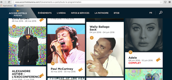BERCY : Wally Ballago Seck à l'affiche le 4 juin (People.sn)