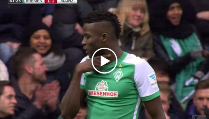 Werder Brême: Djilobodji durement sanctionné