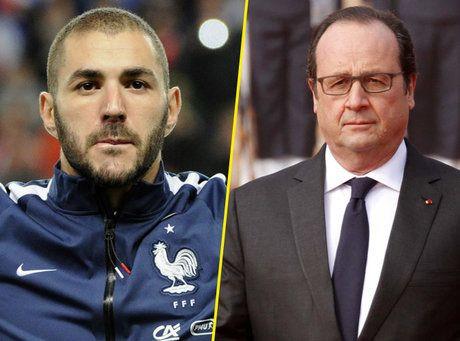 """Affaire Benzema : Hollande a demandé à ses ministres """"d'arrêter leurs conneries"""""""