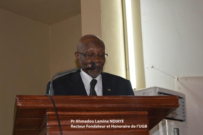 CONFERENCE DE l'AJTU / Thème : « La question de l'Ethique et de la Responsabilité dans l'exercice des fonctions universitaires » (Par le Professeur Ahmadou Lamine NDIAYE Recteur Fondateur et Honoraire de l'UGB)