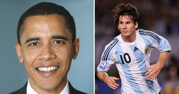 ARGENTINE : Messi résiste à Obama