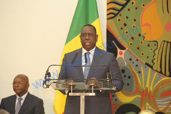 Université Sine-Saloum : Macky Sall somme le recteur de donner le marché à une entreprise capable de la sortir de terre