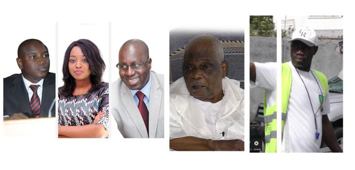 Calebasses de l'Excellence Awards 2016 : Aly N'gouille N'diaye, Amadou Sy, Amy Sarr Fall, Abdou Karim Sall et Kabirou M'bodj consacrés
