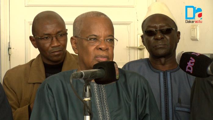 Djibo Ka prend la défense de Abdoulaye Daouda Diallo : « C'est gênant d'être à la fois ministre de l'Intérieur chargé des élections et militant d'un parti politique, mais ce n'est pas incompatible »