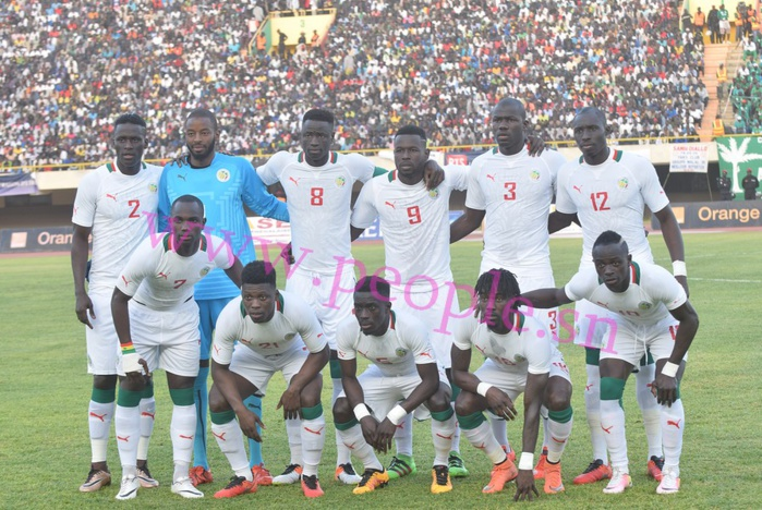 ELIMINATOIRES CAN 2017 : Les images du match Sénégal/Niger au stade Léopold Sédar Senghor