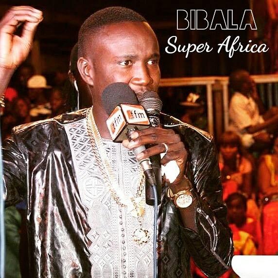 Bibala Diop prépare un album acoustique