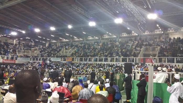 Italie : 59ème Anniversaire de Serigne Babacar SY, Le chapelet Tidiane du Président Macky Sall