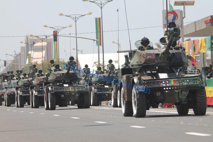 DÉFILÉ 4 AVRIL : Plus de 5000 militaires, paramilitaires et civils vont parader lundi (DIRPA)