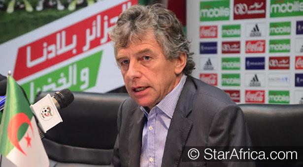 Algérie : Christian Gorcuff démissionne