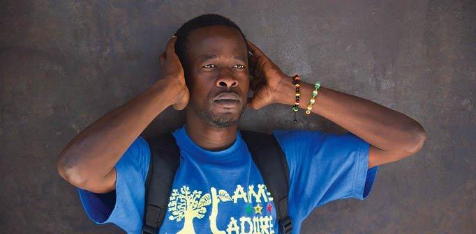Tournée Kayro Kassumay DA.BI.Zig du slameur Ksi Apakéna : Un slam des mots pour combattre les maux de la Casamance