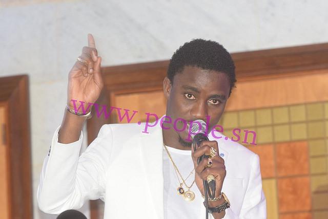 BERCY 2016 : Wally Ballago Seck confirme le parrainage de Youssou N'dour et fait de Pape Diouf son invité d'honneur