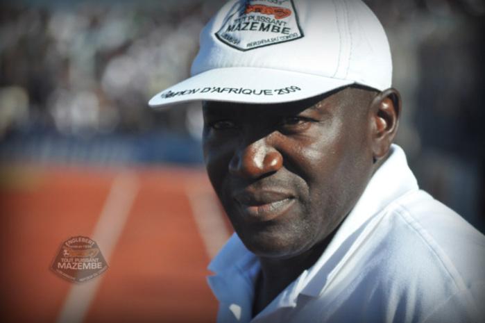 Lamine Ndiaye limogé de son poste d'entraineur des Leopards de Dolisie