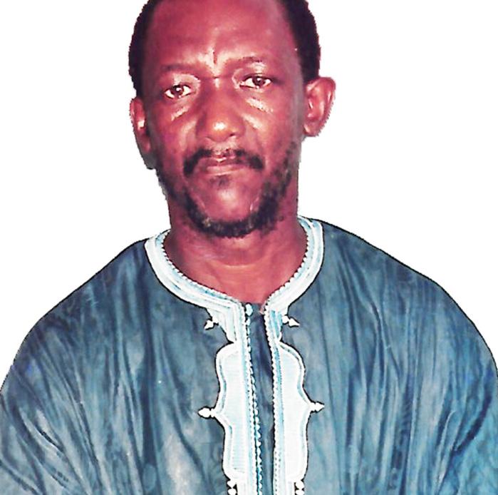 NÉCROLOGIE :  Rappel à Dieu d'Alioune Badara Camara, dit Badou SANE