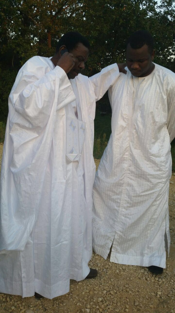 "Cheikh Béthio Thioune élève son fils Seydina Saliou Thioune au grade de ""Cheikh"""