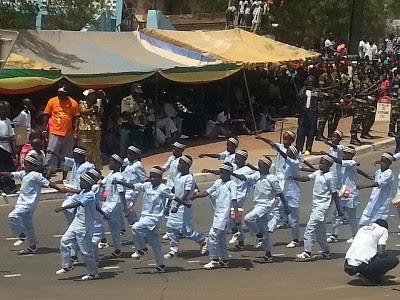 4 AVRIL 2016 à Tambacounda : Des Talibés ont défilé...