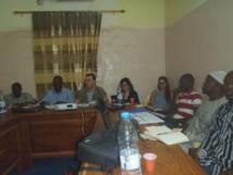 Koumpentoum : Le Conseil départemental et AVN optent pour de l'habitat vert dans le département