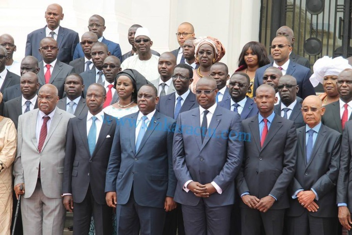 La nomination en Conseil des ministres du mercredi 6 Avril 2016