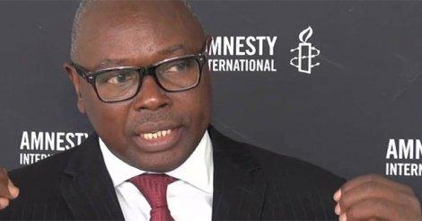 Amnesty / Rapport sur la peine capitale : Les couloirs de la mort ne désemplissent pas