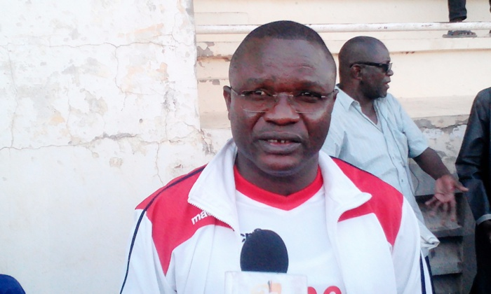 LIGUE 1 A DIOURBEL- Omar Samb déplore le champ de patates que constitue le stade Ely Manel Fall