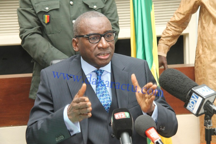 Monsieur le Ministre de la justice (par Abdou NDIAYE)