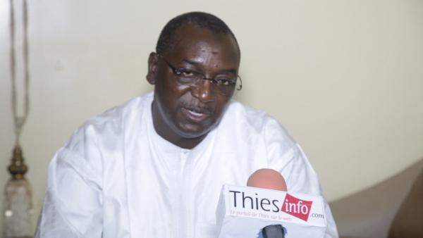 Décès de Mamadou Dieng : Thiès en deuil