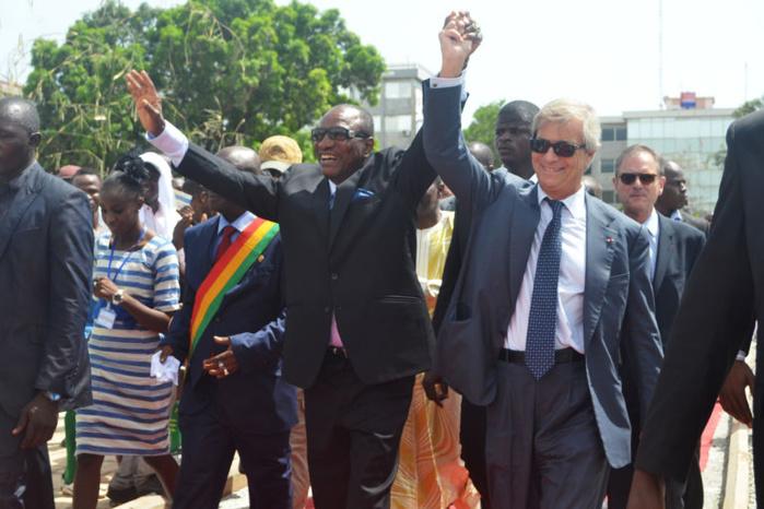 Le bureau de Vincent Bolloré perquisitionné dans le cadre d'une enquête sur ses activités africaines