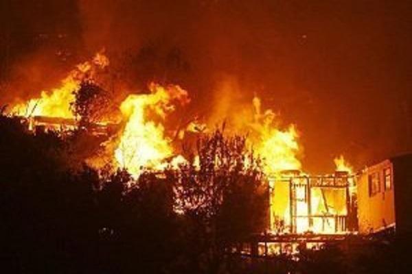 Ngethie : Plus de 100 concessions consumées dans un incendie