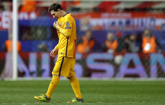 BARCELONE : Mais bon dieu, qu'est-ce qui arrive à Lionel Messi ?