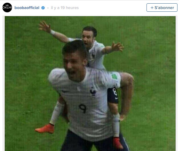 Booba défend Benzema et taille Valbuena et Giroud