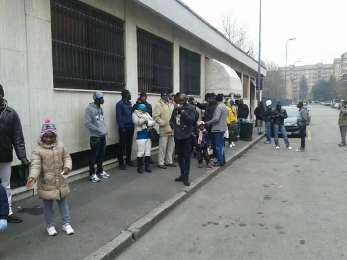 Pour le baptême du fils de l'un des employés : Le consulat du Sénégal à Milan ferme ses portes