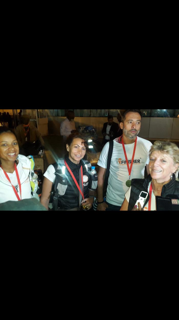 Marathon des sables : L'équipe sénégalaise est rentrée au bercail