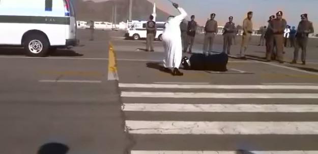Arabie saoudite: 85e exécutions