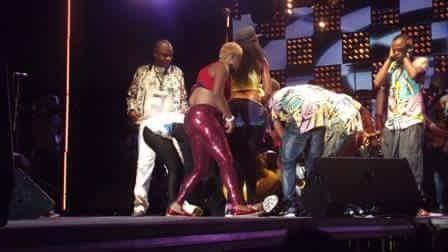 Le chanteur congolais Papa Wemba est décédé