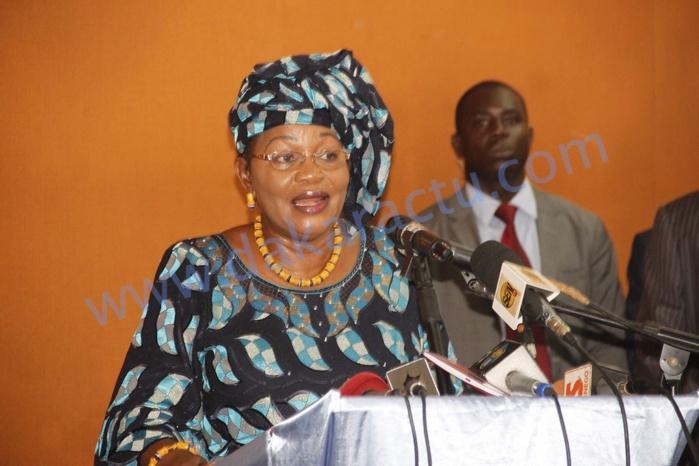 Fin de mandat de Aïda M'bodj au Conseil départemental de Bambey : Le PDS considère cette décision de l'Etat comme une volonté manifeste de museler les responsables du Parti