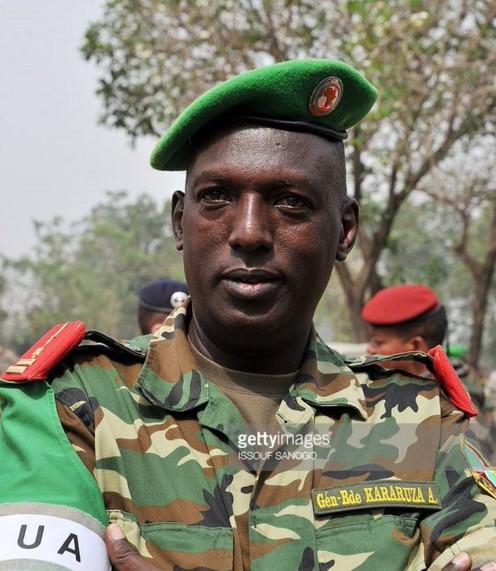 Burundi : le général Kararuza tué dans une attaque à Bujumbura