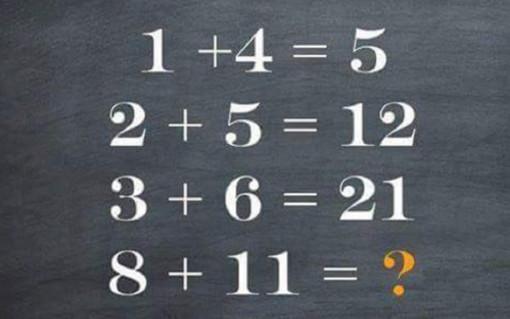 Cette équation est devenue un vrai casse-tête sur Facebook