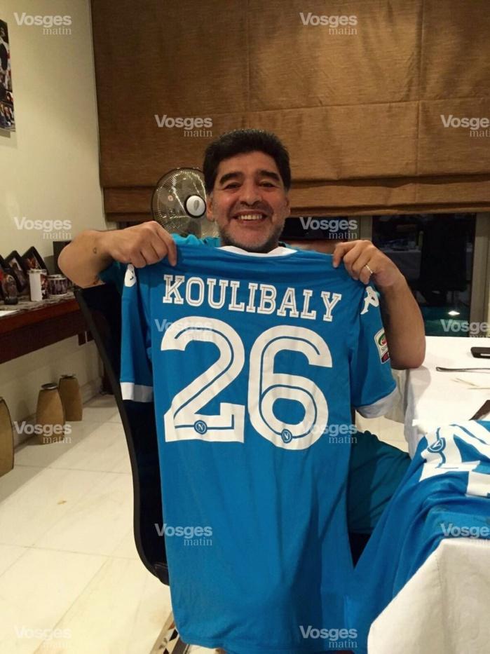 """Maradona : """" Si Koulibaly était blanc ..."""""""