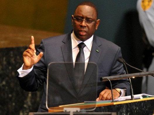 LUTTE CONTRE L'ÉMIGRATION CLANDESTINE : Macky Sall demande aux pays de l'Union Européenne de faciliter l'octroi des visas aux africains
