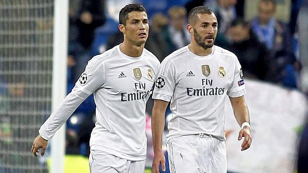 Benzema et Ronaldo se rebellent