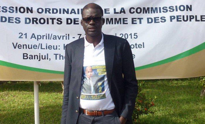 29 Avril : 1 an jour pour jour que Yaya Jammeh faisait arrêter des responsables du Mouvement Libérez Karim